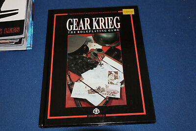 Gear Krieg: The Roleplaying Game Hardcover – 2001 DREAM POD 9  • 18.04£