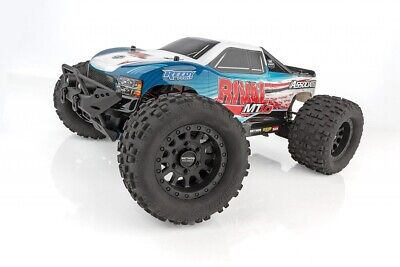 Team Associated Rival Mt10 Rtr Truck Brushless/2-3s Rated • 262.69£