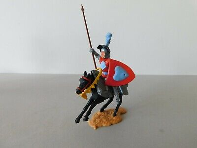 Timpo Medieval Knight On Horse • 28.95£
