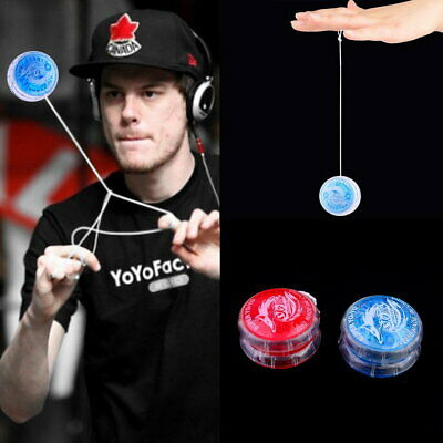 Light Up YoYo Trick Mechanism Speed Yo-Yo Assorted Tricks Yo Yo UK • 1.78£