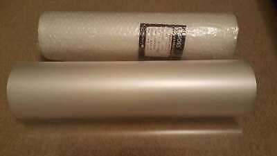 3M Clear RC Model Iron-on Covering Film, RC Aircraft Wing/body Laminating Film • 9.98£