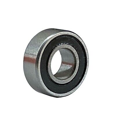 5x11x4mm Ball Bearing Rubber Sealed MR115-2RS Black Seal - UK Stock • 7.99£