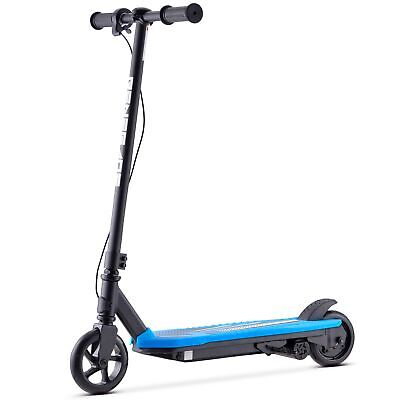 Renegade Neon 12V 80W Kids Electric Rechargeable Scooter - Blue • 99.95£