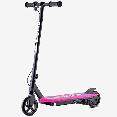 Renegade Neon 12V 80W Kids Electric Rechargeable Scooter - Pink • 99.95£