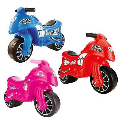 SOKA My First Motorbike Childrens Kids Push Along Ride-On Bike • 24.99£