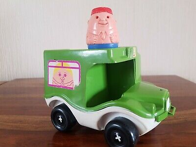 Vintage 1970's Airfix Bus And Driver Weeble • 6.99£