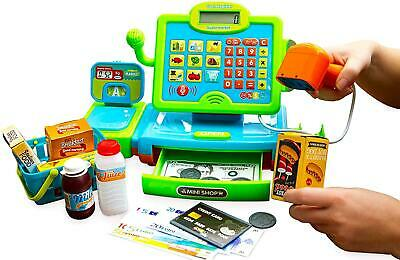 Think Gizmos Interactive Cash Register Toy For Boys And Girls Aged 3 4 5 6 – ... • 26.97£