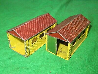2 Matchbox Lesney Accessory Pack No.3 Lockup Garages For Renovation • 1.99£