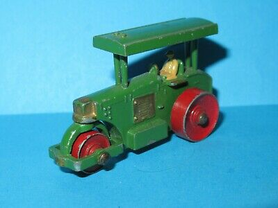 Matchbox Moko Lesney Early No.1 Aveling Barford Road Roller Good Unboxed • 2.70£
