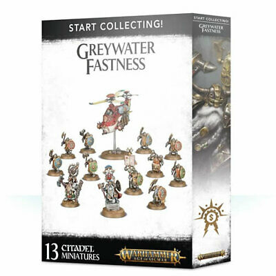 Games Workshop - Start Collecting! Greywater Fastness - 99120205037 - 70-71 • 63£
