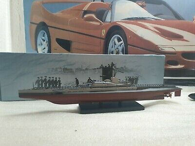 Atlas Editions - 1942 Surcouf - Small Scale Model - U Boat Collection • 9.99£