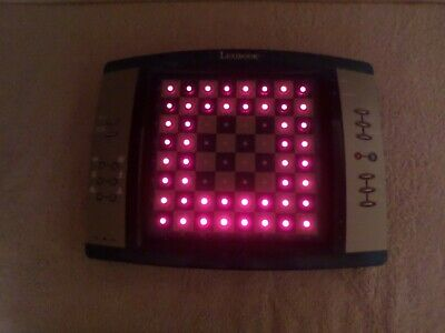 Used Lexibook LCG3000 Electronic Chess Game With Touch Sensitive Keyboard • 19.50£