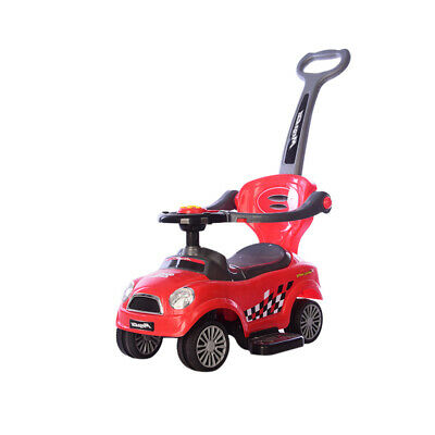 Ride On Car 3 In 1 Kids Toy Boys Girls Push Along Toddler Infants Walker Trike • 29£