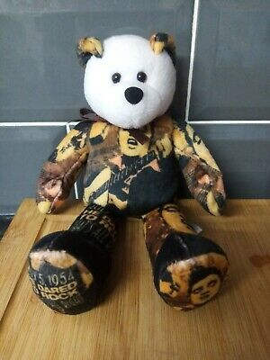 Brand New Very Rare  Elvis Presley  Beanie Bear • 17.99£