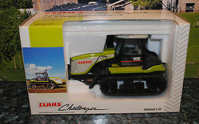 Relisted, Norscot 1/32 Claas 85e Challenger Green Tracked Tractor , Boxed ,rare • 36£