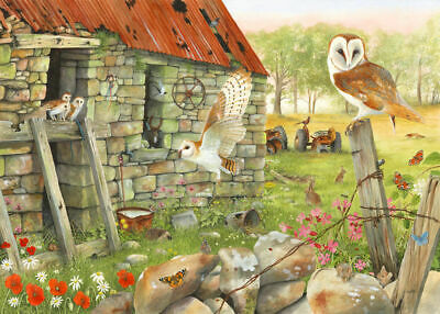 House Of Puzzles 1000 Piece Jigsaw Puzzle - Dawn Flight - New & Sealed • 15.99£