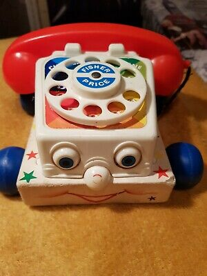 Fisher Price Toys Chatter Telephone  1961  • 4.20£