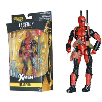Deadpool Marvel The Legends Gift X-men No.002 Action Figure Toys Gift Brand New • 18.99£