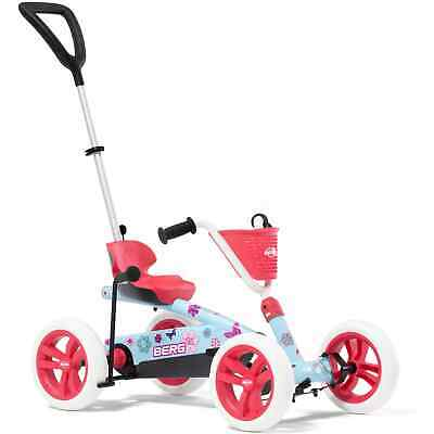 BERG Buzzy Bloom 2-in-1 Ride On Pedal Kart • 135£