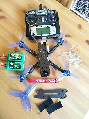 5 Inch FPVRacing/Freestyle Drone Ready To Fly RC And Batteries Included. • 265£
