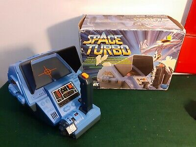 Faulty Tomy Space Turbo Electronic Table Boxed .::/ Faulty For Spares/  • 24.89£