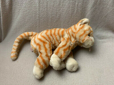 TY Ginger Cat Soft Toy Plush • 8.95£