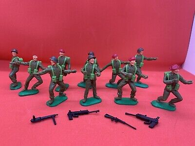 Vintage Timpo Army British Infantry Job Lot Collection • 5.50£