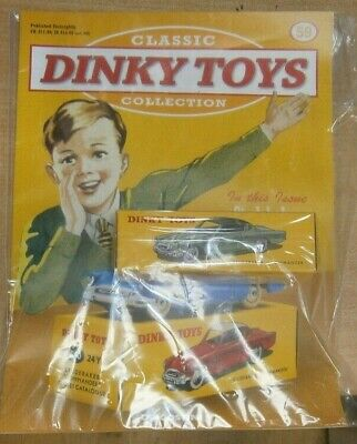 Classic Dinky Toy  Collection Partwork #59 Studebaker Commander • 17.49£