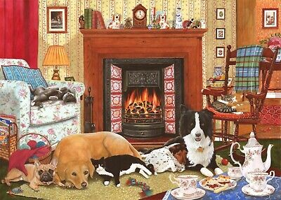 House Of Puzzles 1000 Piece Jigsaw Puzzle - Home Comforts - New & Sealed • 15.99£