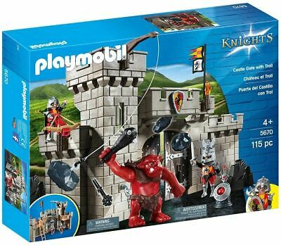 Playmobil 5670 Knights Castle • 49.99£