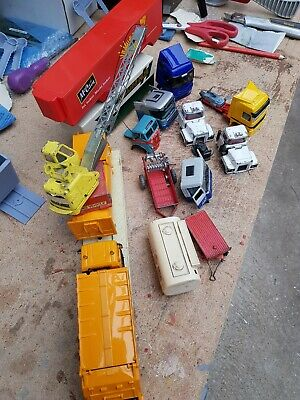 Code  3  Job Lot  Of Cabs, Truck  Bodies. 1:50 Scale.  • 9.99£
