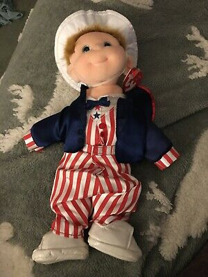 Ty Beanie Kids - Buzz With American Outfit • 3.50£