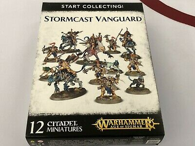 Start Collecting! Stormcast Vanguard - NEW • 18£