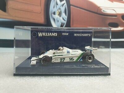 MINICHAMPS /F1 - 1979 Williams FW07 - A JONES - 1/43 SCALE MODEL CAR 430 790027 • 49.99£