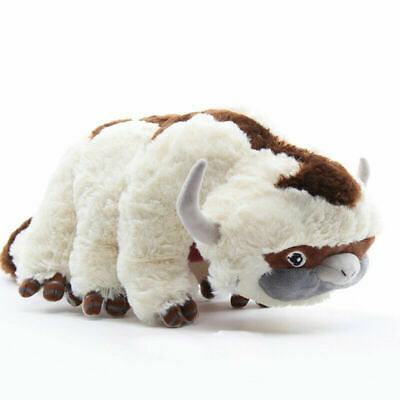 21''The Last Airbender Resource Appa Plush Avatar Soft Animal Doll Kid Xmas Gift • 13.29£