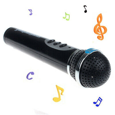 Child Kids Girls Boys Microphone Mic Karaoke Singing Kid Funny Gift Music Toy Gi • 6£