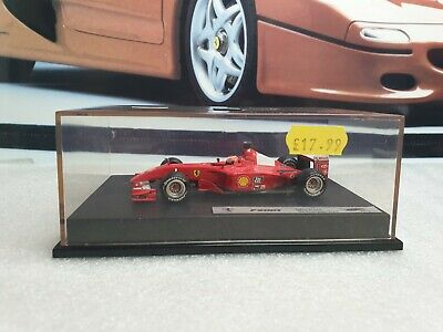 Hotwheels /f1 - Ferrari F2001 - Schumacher - 1/43 Scale Model Car - • 17.99£