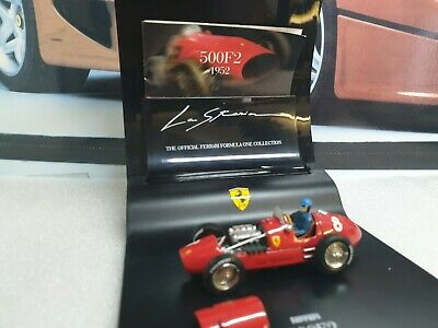 VITESSE  MODELS / F1 -  FERRARI 500 F2 - A ASCARI - 1/43 Scale Model Car LSF01 • 22.99£