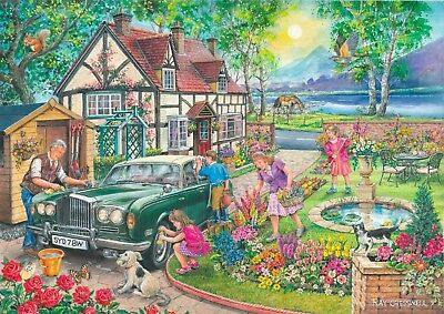 House Of Puzzles 1000 Piece Jigsaw Puzzle - Pride & Joy - New & Sealed • 15.99£
