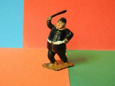 CHARBENS VINTAGE 1930s LEAD MIMIC CIRCUS SERIES CLOWN POLICEMAN PRE WAR VERSION • 50.99£