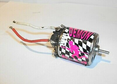 Demon Power 1/10 RC Brushed Motor 15x2 Turn Modified • 27.95£