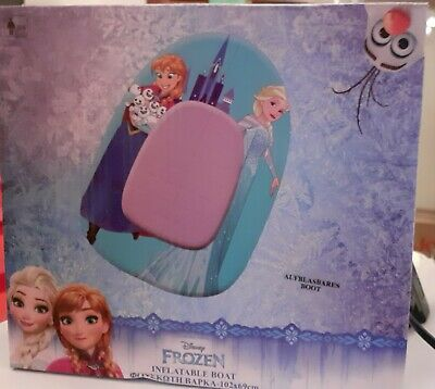 Frozen Inflatable Dinghy • 8£