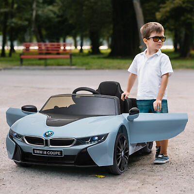 Licensed BMW I8 Coupe Kids Ride-On Car 6V W/ Remote Lights Horn Music Vehicle • 144.99£