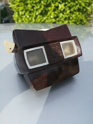 Sawyers Viewmaster Model E And Boxed Model G With GAF Rupert Slides  • 20£
