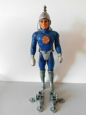 Major Matt Mason Captain Lazer Figure With Space Tredders From The 1960s • 85£