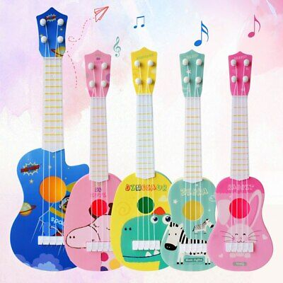 1pc Music Toy Ukulele Instrument Kids Guitar Educational Toy Music Developmental • 6.75£