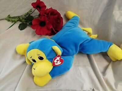 Vintage Ty The Pillow Pals Collection, Swinger, Plush. Buddy, Retired 1998, Rare • 15.99£