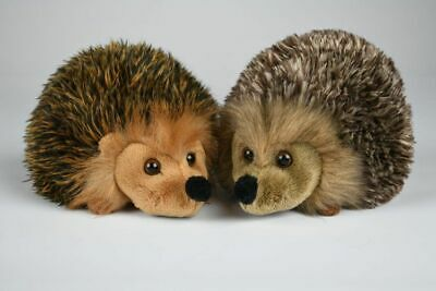 New Plush Cuddly Critters Hedgehog Soft Toy Teddy - Choose Colour • 8.99£