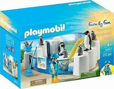 Playmobil Penguin Pool Playset • 13.49£
