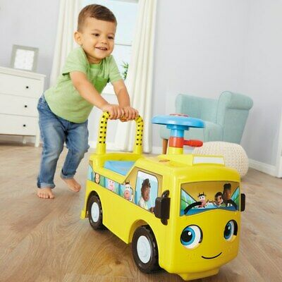 Little Tikes Little Baby Bum Wheels On The Bus Scoot Interactive Playing Toy  • 44.99£